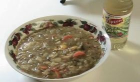 Another Nutritious & Filling Meal Under 500 Calories (Tuna Infused Cabbage Soup)